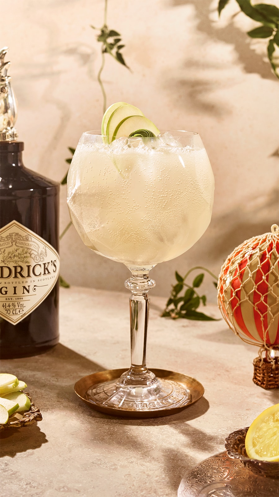 Orchard CollinsCocktail Recipe
