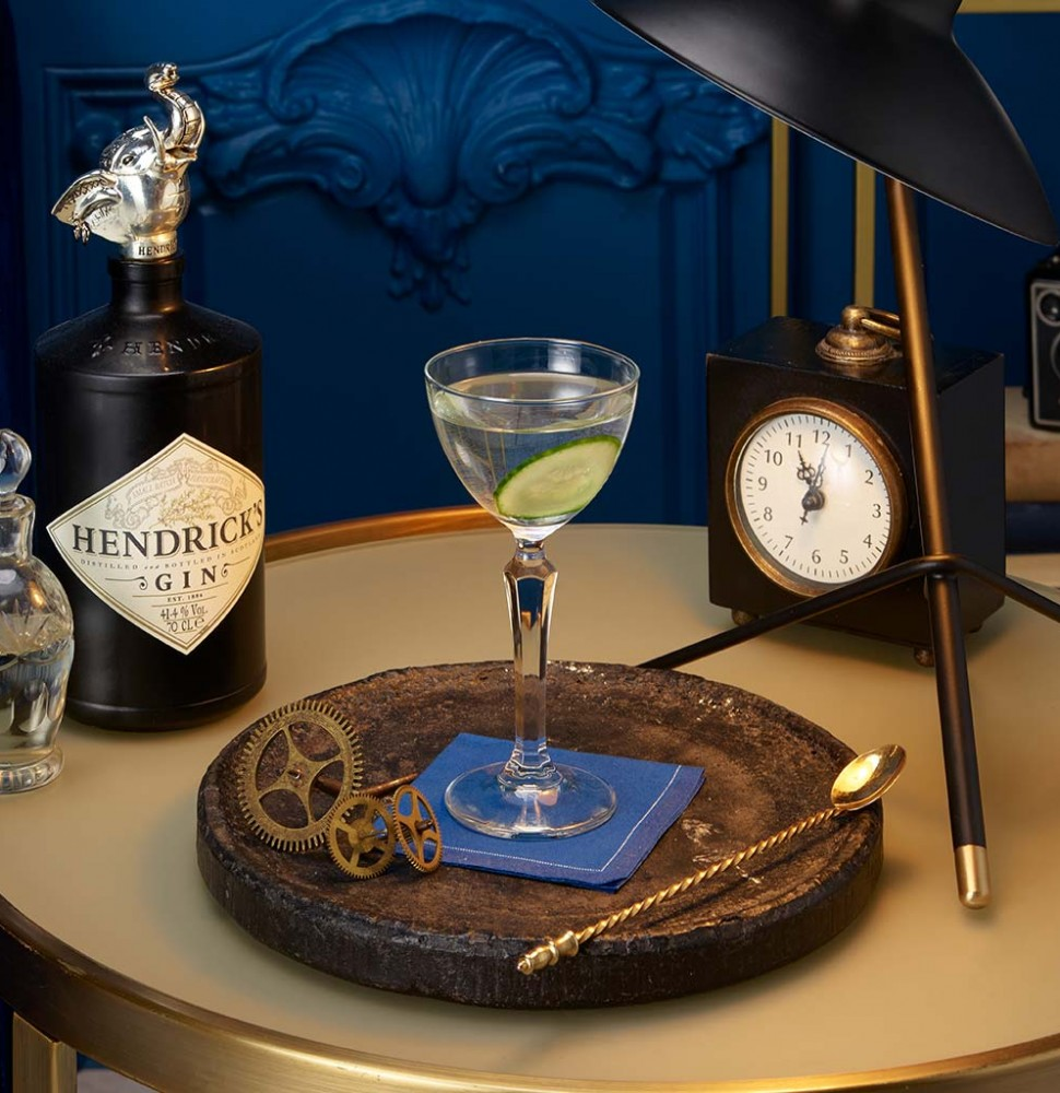 How To Make The Perfect Hendrick's Gin Martini