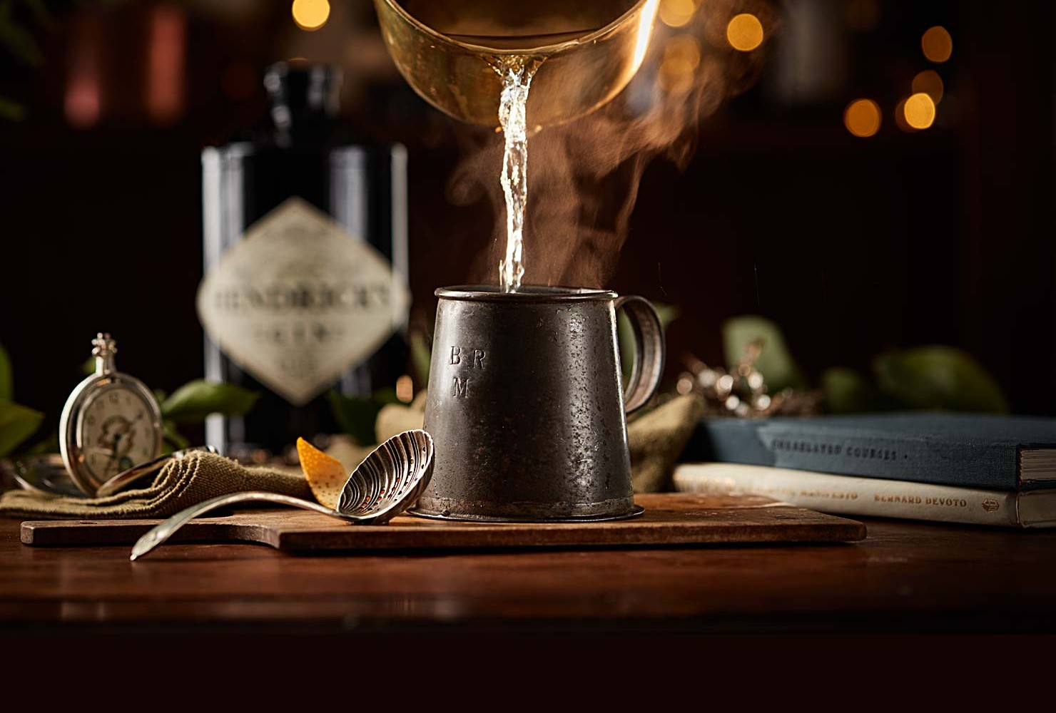 Hot Gin Old Fashioned Cocktail Recipe Hendrick S Gin